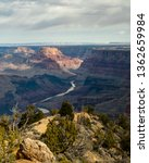 The Colorado River Carving A...