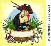 Pirate's Treasure Logo Design ...