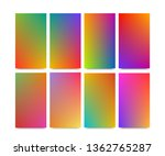 set of colorful gradients....