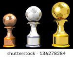 Photo Of Bronze  Silver And...