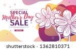 modern template design for mom... | Shutterstock .eps vector #1362810371