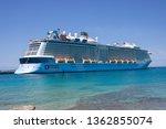coco cay  bahamas 6th april...   Shutterstock . vector #1362855074
