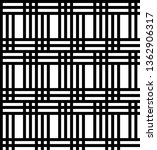 seamless monochromatic pattern... | Shutterstock .eps vector #1362906317