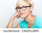 portrait of young smiling... | Shutterstock . vector #1362911894