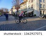 krakow cracow poland   23 march ...   Shutterstock . vector #1362927071