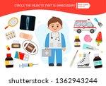 educational game for children.... | Shutterstock .eps vector #1362943244