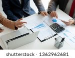investment and cooperate... | Shutterstock . vector #1362962681