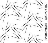 halftone monochrome texture... | Shutterstock .eps vector #1362975587