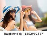 summer holidays  vacation ... | Shutterstock . vector #1362992567