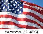 usa flag | Shutterstock . vector #13630303