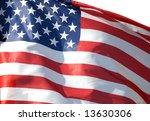 usa flag | Shutterstock . vector #13630306