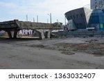 kyiv  ukraine   april 8  2019 ... | Shutterstock . vector #1363032407