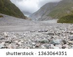 an image of the riverbed of the ... | Shutterstock . vector #1363064351
