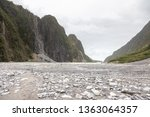 an image of the riverbed of the ... | Shutterstock . vector #1363064357