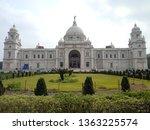 victoria memorial  british era... | Shutterstock . vector #1363225574