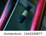 bike tire valve inflate steam... | Shutterstock . vector #1363240877