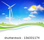 this image is a vector file... | Shutterstock .eps vector #136331174
