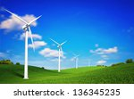 this image is a vector file... | Shutterstock .eps vector #136345235