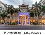 honolulu  hawaii   march 31 ... | Shutterstock . vector #1363606211