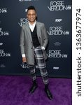 Small photo of New York, NY - April 8, 2019: Ryan Jamaal Swain attends premiere Fosse/Verdon by FX Network at Gerald Schoenfeld Theatre