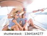 happy family with children...   Shutterstock . vector #1364164277