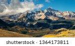 Golden Autumn Aspen On Last...