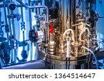 laboratory bioreactor. reactor...   Shutterstock . vector #1364514647