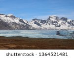 southern iceland on 27.02.2019  ...   Shutterstock . vector #1364521481