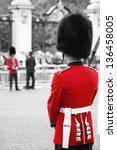 Queen's Soldier At Queen's...