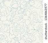 seamless pattern  background... | Shutterstock .eps vector #1364863577