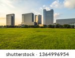 cityscape and skyline of suzhou ... | Shutterstock . vector #1364996954