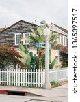 house along balboa avenue  on...   Shutterstock . vector #1365397517