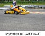 go kart 9 | Shutterstock . vector #13654615