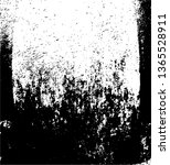 distressed background in black... | Shutterstock . vector #1365528911