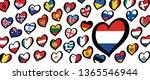 song festival euro songfestival ... | Shutterstock .eps vector #1365546944