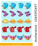 educational children game ...   Shutterstock .eps vector #1365592697