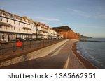 Sidmouth  Devon  England   ...