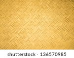 Orange Bamboo Ware  Background