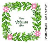 vector illustration decorative... | Shutterstock .eps vector #1365785924