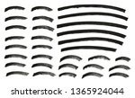 tagging marker medium curved... | Shutterstock .eps vector #1365924044