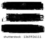 grunge paint roller . vector...   Shutterstock .eps vector #1365926111