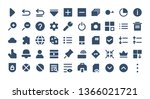file management icon set with...