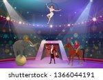 Circus Show Trick Illusionist ...
