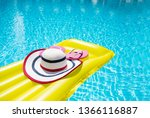 beach summer holiday background....   Shutterstock . vector #1366116887