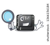 detective button f10 on a...   Shutterstock .eps vector #1366156184