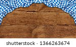 old rustic retro wood wooden... | Shutterstock . vector #1366263674