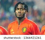 brussels  belgium   march 20 ...   Shutterstock . vector #1366421261