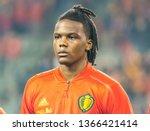 brussels  belgium   march 20 ...   Shutterstock . vector #1366421414