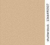 cardboard kraft paper ... | Shutterstock .eps vector #1366490507