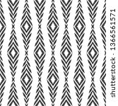 seamless pattern for home decor ... | Shutterstock .eps vector #1366561571